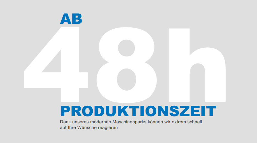 48 hour productiob